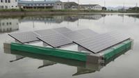 フロート式太陽光発電