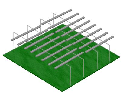 ソーラーシェアリング構図